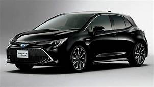 2019 Toyota Corolla Navigation System  2020