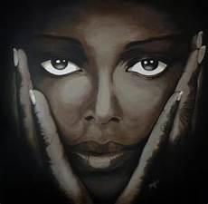 tableau visage noir et blanc le veuvage une prison pour les femmes africaines
