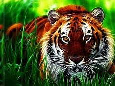 Digital Tiger Wallpaper tiger 3d computer digital hd wallpaper 2560x1440