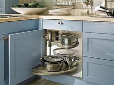 küche ecke nutzen stauraum optimal nutzen ergonomie in der k 252 che