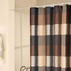 Brown Shower Curtains
