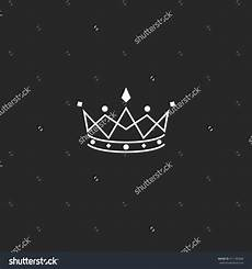 royal symbol icon monogram crown logo tiara
