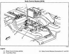 2004 chevrolet trailblazer rear fuse box chevrolet auto fuse box diagram