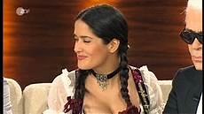 Salma Hayek Dirndl - salma hayek tight dress