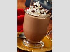 warm cocoa coffee_image