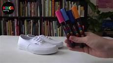 tuto comment customiser ses chaussures avec des