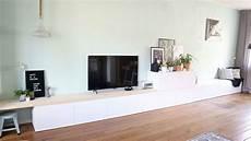 Ikea Besta Hack Ikea Besta 2 In 1 Zitbank Tv Meubel