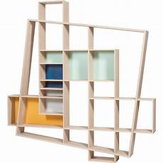 bibliotheque bois design biblioth 232 que frisco