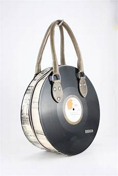Coole Recycling Idee F 252 R Alte Lp S Diy Handtasche