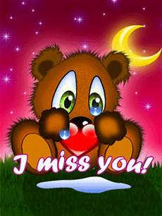 Miss You Animated Glitter Gif Images