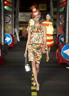 moschino summer 2016 s collection the