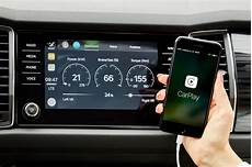 škoda oneapp unique connectivity broad range of