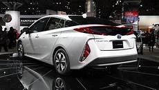 2017 Toyota Prius Prime In Hybrid Model Revealed At