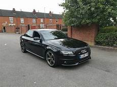 audi a4 b8 s line black edition saloon 2 0 tdi in