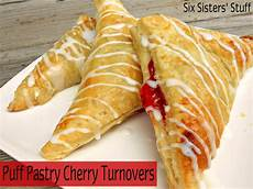 puff pastry cherry turnovers six sisters stuff