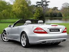 used 2010 mercedes sl sl 500 for sale in cumbria