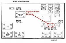 fuse box on 2006 saturn ion 2006 saturn ion fuse box fuse box and wiring diagram
