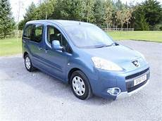 2011 61 Peugeot Partner Tepee 1 6 Hdi Automatic Wheelchair