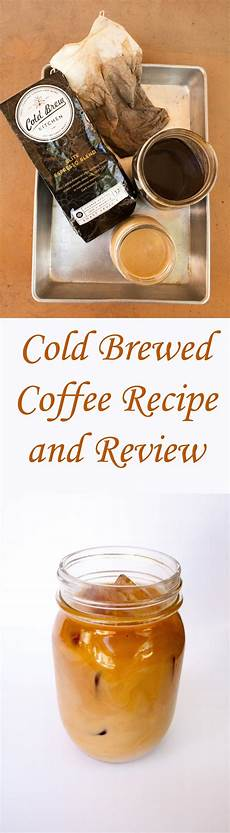 Cold Brewed Coffee - cold brewed coffee recipe and review create mindfully