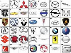 Obscure Knowledge Car Logos Quiz By Penguinsmeercats