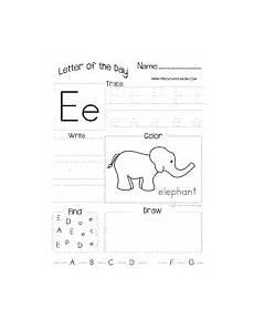 free preschool worksheets letter e 24615 free letter e printables