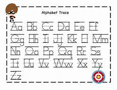 abc tracing sheets for preschool kids kiddo shelter alphabet tracing preschool worksheets