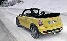 bmw mini cooper cabrio 2009 mini cooper convertible drive motor trend