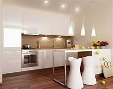 moderne küchen ideen k 252 chen einrichten ideen mit moderne k 252 chenm 246 bel wei 223 hochglanz