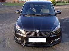 Skoda Fabia Monte Carlo Black Edition 1 2 Tsi 5 Door