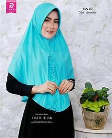 Jilbab Lebar Menutup Dada Rempel Tengah Bahan Lemonskin