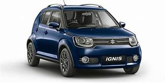 2019 Maruti Ignis Launched At Rs 479 Lakhs  AutoPortal