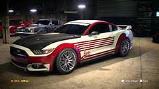 Need For Speed Ford Mustang Gt 2015 Tuning Showcase