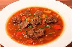 Rezept Für Gulaschsuppe - gulaschsuppe ohne kohlenhydrate johnny1 chefkoch de
