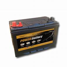 Batterie D 233 Charge Lente Power Battery 12v 110ah Borne