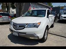 2008 acura mdx sh awd review youtube