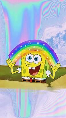 Gambar Aesthetic Spongebob Mirror Dunia Gambar