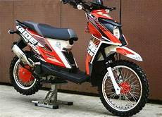 X Ride Modif by Galeri Foto Modifikasi Yamaha X Ride Touring Paling Gahar
