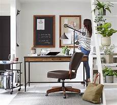 pottery barn home office furniture printer s home office linen pinboard pottery barn