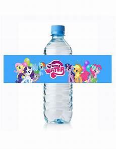 my little pony my little water water bottle label by anas129 pony water bottle labels water