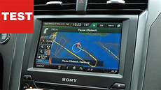 Ford Sync 3 Kartenupdate 2018 - connected car ford mondeo mit ford sync 2 im test