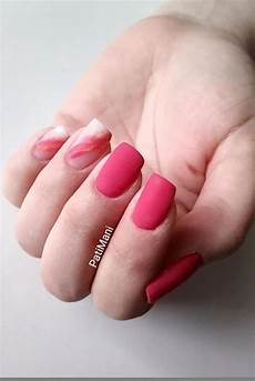 50 most fashionable short square nails in summer cozy living