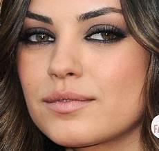 Mila Kunis Augen Mila Kunis Makeup Stunning Makeup In 2019 Mila Kunis