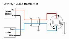 Automatic 4 20ma Circuit Schematic