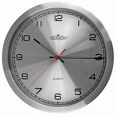 Morden Wall Clock Ticking Wall Clock by Modern Wall Clock Chermond Ticking Metal Ebay