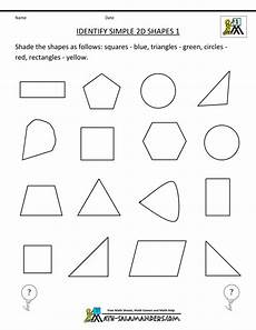 worksheets about shapes for grade 1 1029 grade geometry