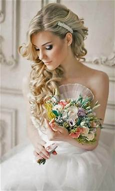 Side Hairstyle For Wedding
