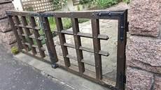 fabrication portail bois fabrication portail bois 224 l identique