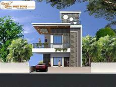 duplex house plans with elevation modern duplex house design in 126m2 9m x 14m like share