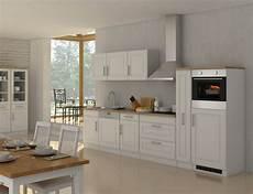 Kühlschrank Für Einbauküche - k 252 chenzeile mit elektroger 228 ten einbauk 252 che mit ger 228 ten