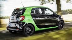 2017 smart forfour electric drive city car